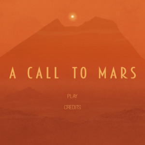 A Call to Mars | c.billadeau