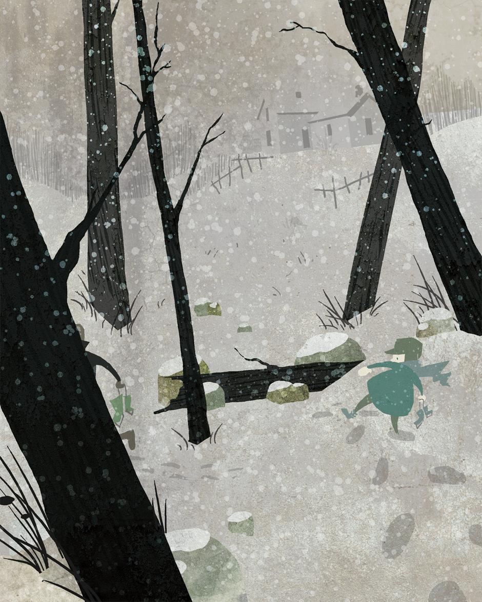 Midwestern Winter   c.billadeau