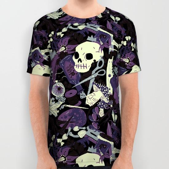 Witchy - Poisonous Variant, Shirt | c.billadeau